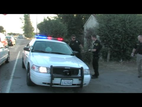Stanislaus County Sheriff Deputies Serve An Arrest Warrant & Search Warrant Near Modesto