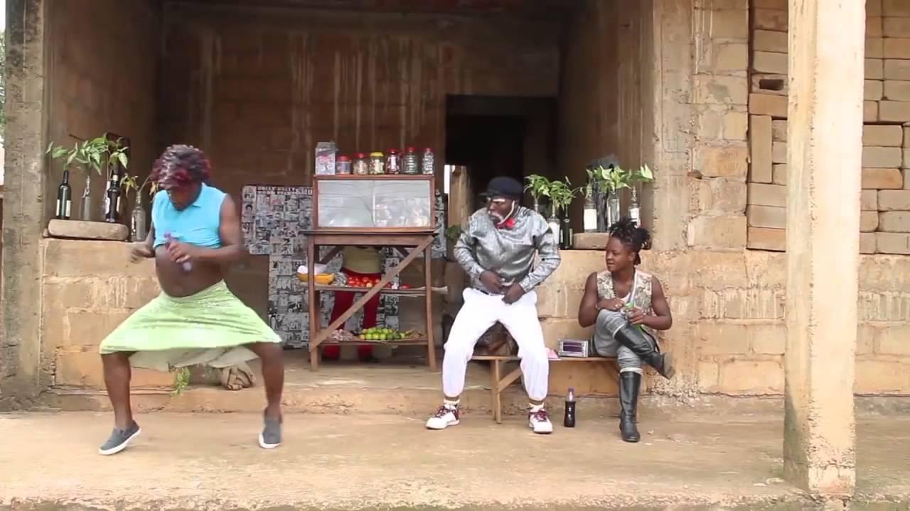 Download Comedians King Kong mc and Jaja Bruce dancing to Mutjaka - HD East African Community UK