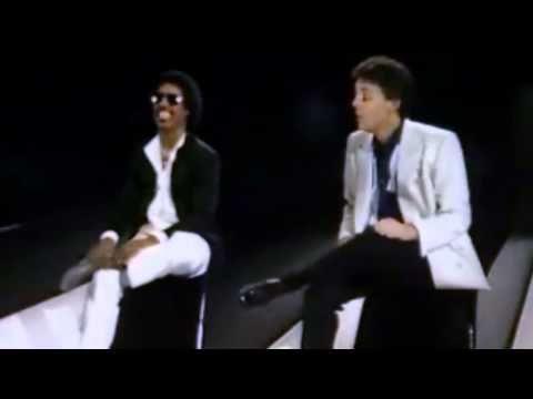 Sir Paul McCartney & Stevie Wonder - Ebony and Ivory [Remastered] [HD]