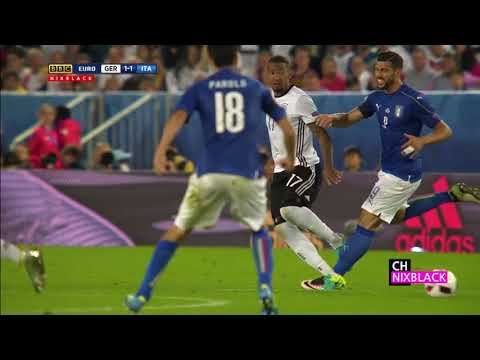 Germany 6 5 Italy Euro 2016 Quarter Final All Goals & Extended Highlight HD 720P