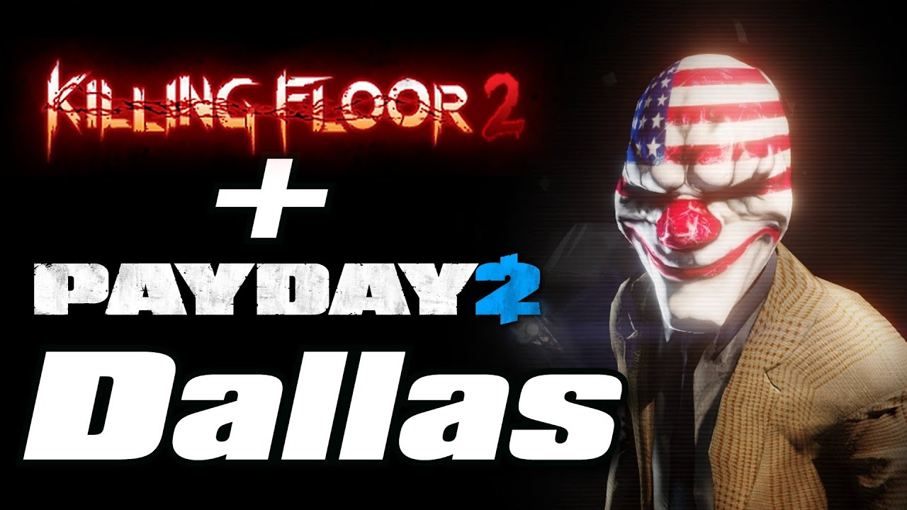Killing floor 2 dallas youtube for Floor 2 swordburst 2