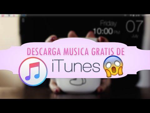 Descarga música de iTunes ¡Gratis!