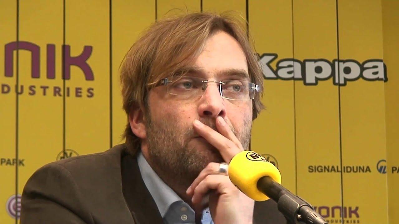 Pressekonferenz 1. FC Kaiserslautern - Borussia Dortmund beim BVB am 10.02.2010