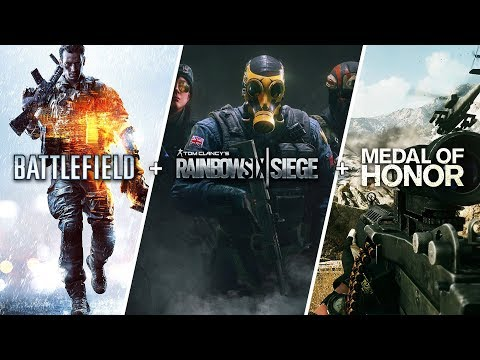 Battlefield + Siege + Medal Of Honor = ? thumbnail
