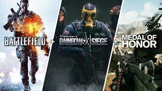 Battlefield + Siege + Medal Of Honor = ?