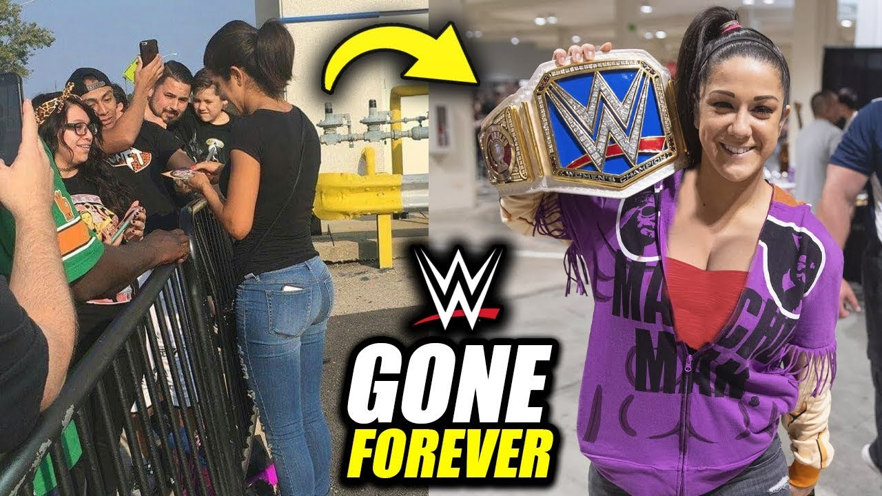 BAYLEY SAID WHAT? Bayley Finally Speaks On Why She Was FORCED To End The  Hugger Character In WWE - YouTube