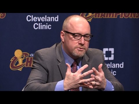 Cavs' GM David Griffin makes no trades and eyes the buyout market