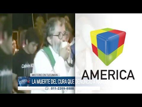 Revelan datos preliminares de la autopsia del sacerdote Juan Viroche