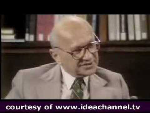 The Power of Choice - Milton Friedman