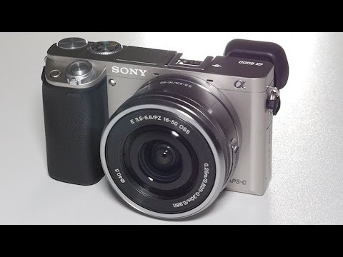 Sony Alpha 6000 - Praxis Test deutsch | CHIP - YouTube