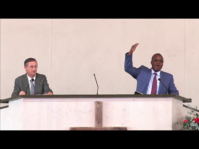 Gottesdienst Kwasizabantu - DE