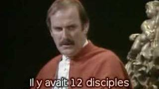 Monty Python Michel ange et le pape