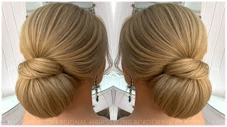 Chignon Hairstyles For Weddings