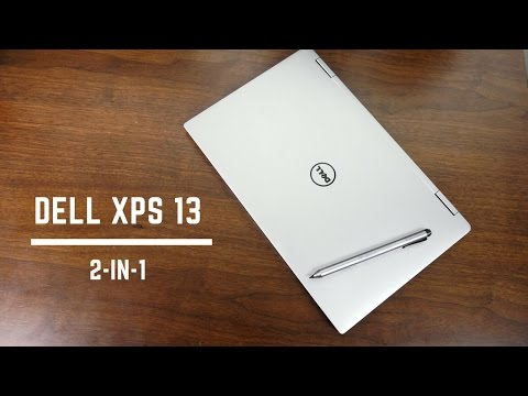 Dell XPS 13 2-in-1: As Ggreat as Advertised!!!
