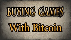 How to buy Games with Bitcoin