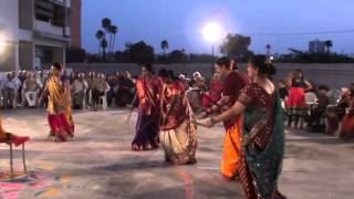 Dandiya- Dasara Celebrations at Saket Pranaam M2U00867