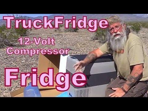 Review of my Truckfridge TF 51, 2 cu, ft. 12-Volt Compressor Fridge/Freezer