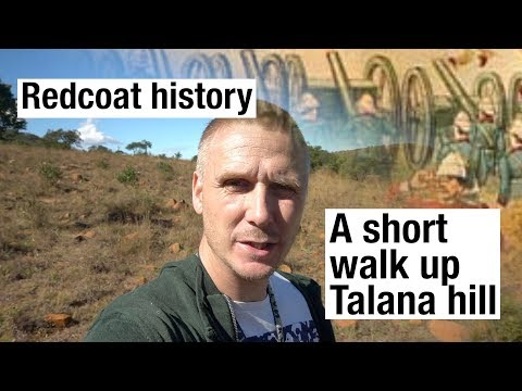 A short walk up Talana hill: the first battle of the Anglo-Boer war