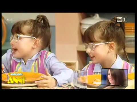 Eva e Morena gemelline di nonno Felice