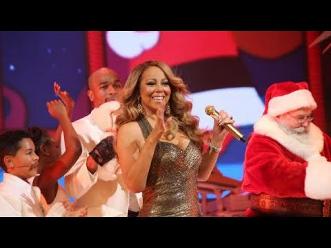 Mariah Carey, L'incredibile Record Di All I Want For Christmas Is You