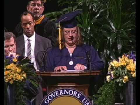 WGU Graduate Overcomes Disability to Earn Her Teac...