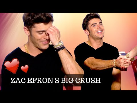 ZAC EFRON'S heartbreak over Pamela Anderson and Baywatch girl's swimsuit issues