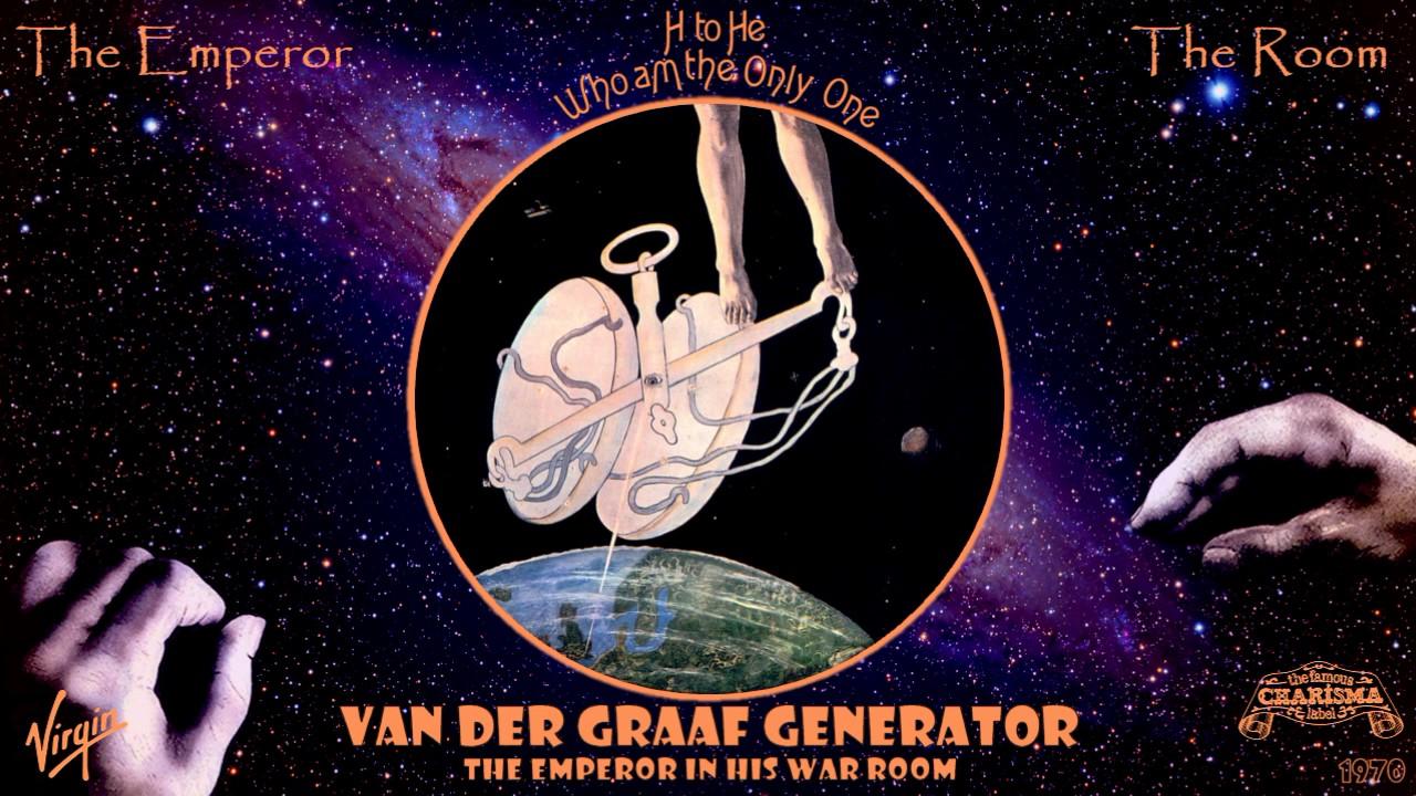 Van Der Graaf Generator    Robert Fripp