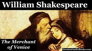 Download THE MERCHANT OF VENICE by William Shakespeare - FULL AudioBook | Greatest Audio Books