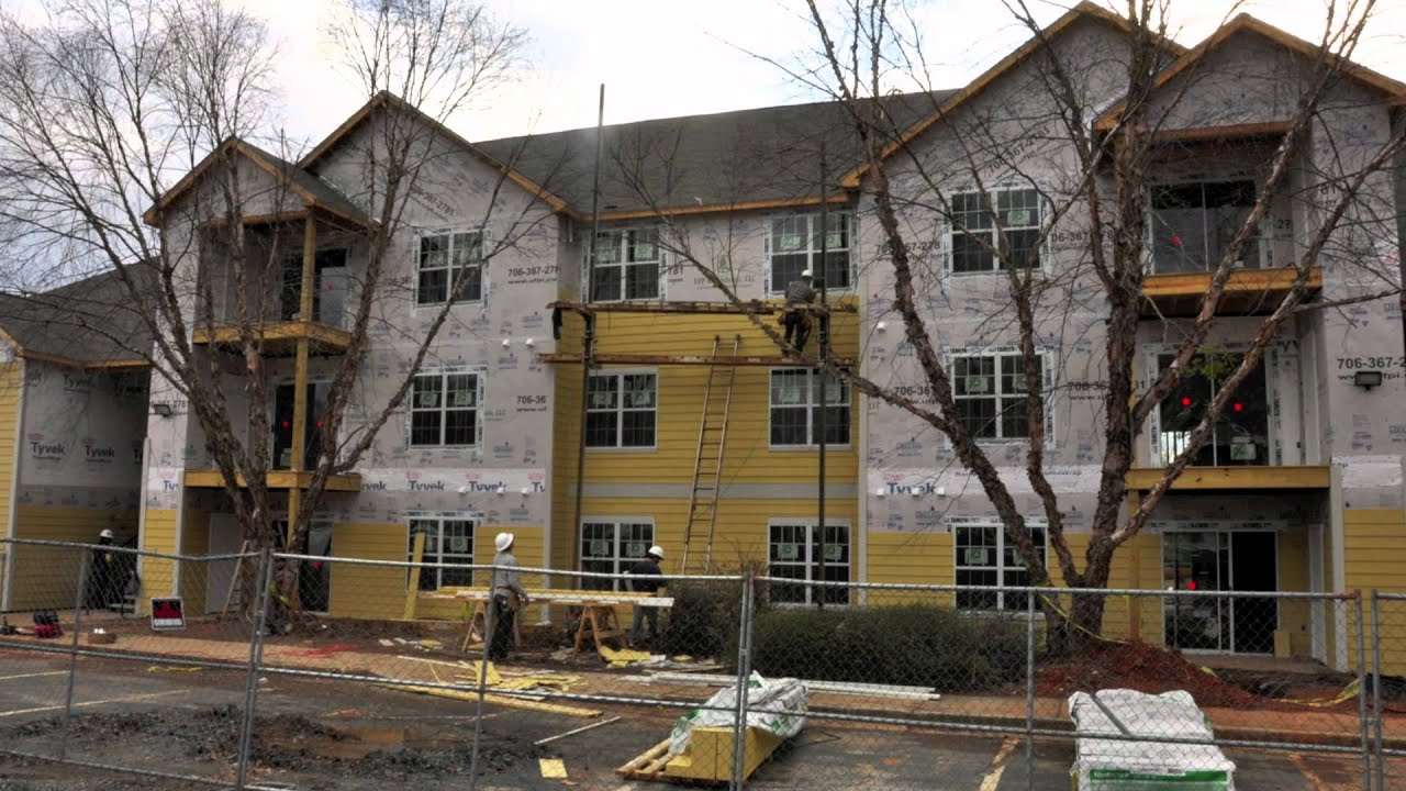 Construction Depot Fire Restoration Northwood Apartment Homes Macon Ga