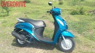 Quick Look: Yamaha Fascino
