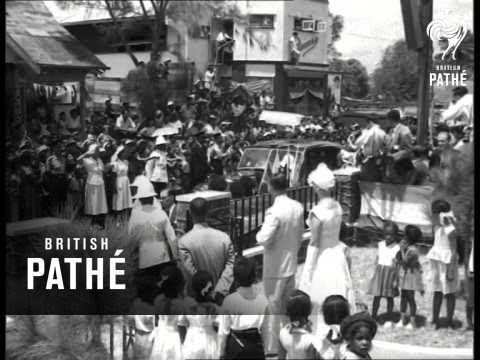 Royal Tour Of The West Indies (1958)