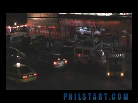 Manila Police in Action