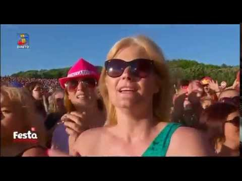 Tony Carreira- Festa Continente 2016 Porto