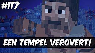 Minecraft survival #117 - TEMPEL VEROVERD!