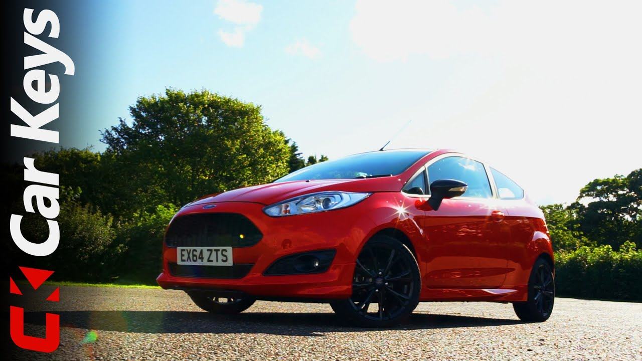 ford fiesta red edition 2015 review car keys youtube. Black Bedroom Furniture Sets. Home Design Ideas