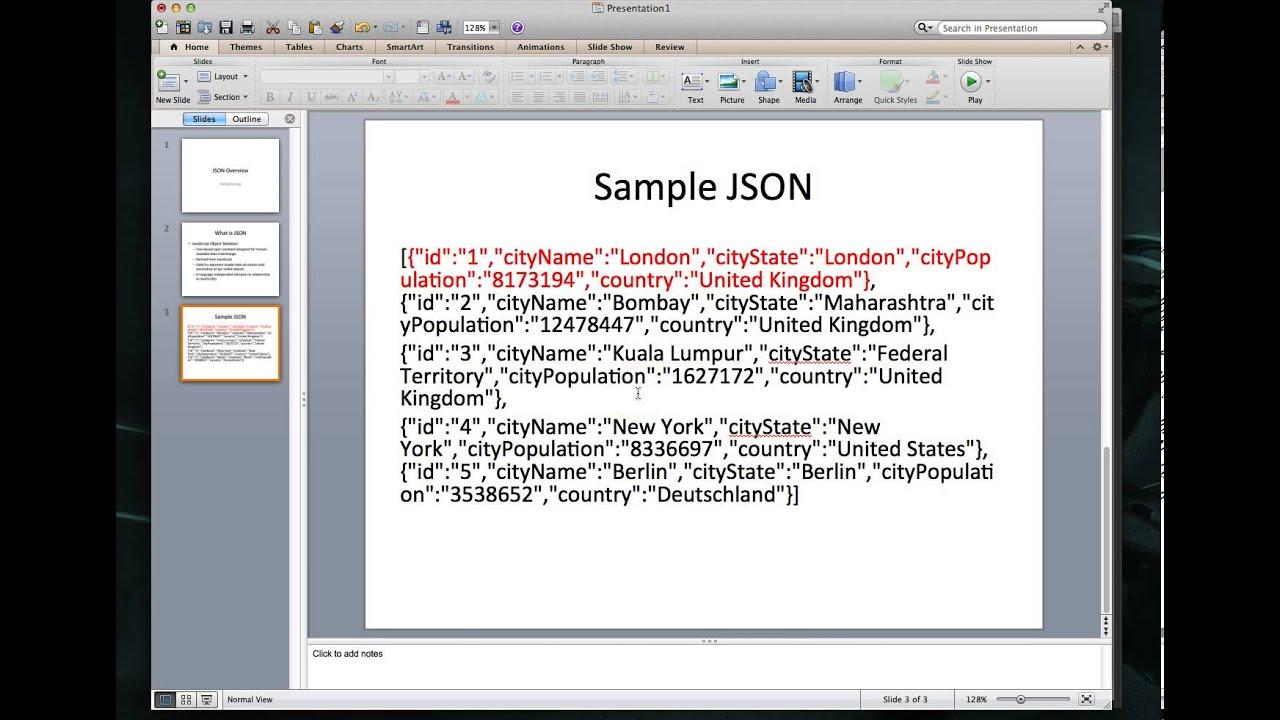 Working with json in ios 5 tutorial | raywenderlich. Com.