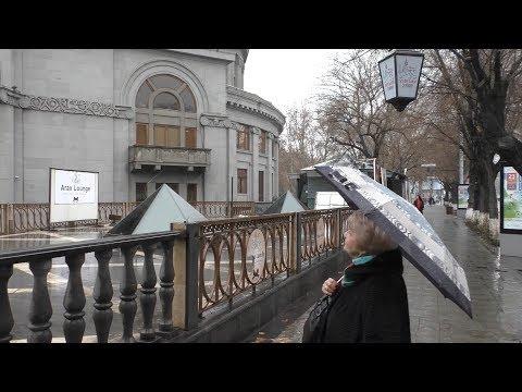 Yerevan, 17.03.19, Su, (на рус.), Video-2, Вокруг Оперы.