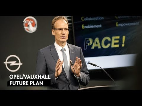 Future plan: Opel/Vauxhall Go Profitable, Electric and Global with PACE!