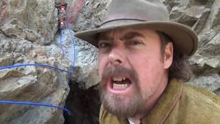 BLASTING ROCKS !!! With the Sierra Blaster . ask Jeff Williams