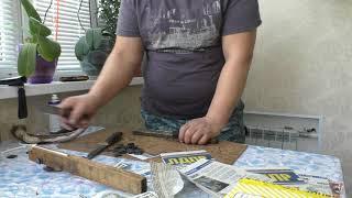 Нож от ООО Пампуха И.Ю против ножа от Каблукова Р.Ю часть 2