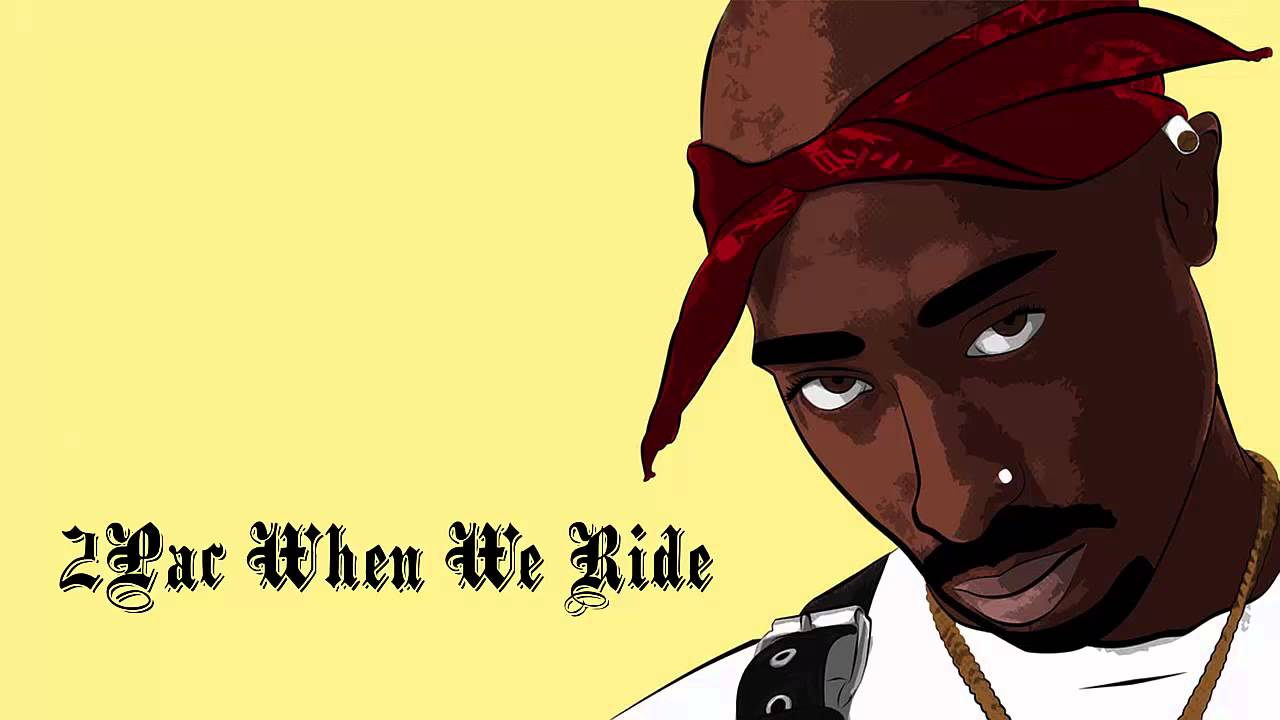 2Pac: When We Ride ft. Outlawz - YouTube