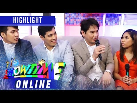Gian, Joed, Lie, And Hashtag Wilbert Share Their Experience In TNT | Showtime Online