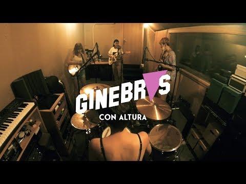 GINEBRAS - Con altura (versión de la ROSAL�A)