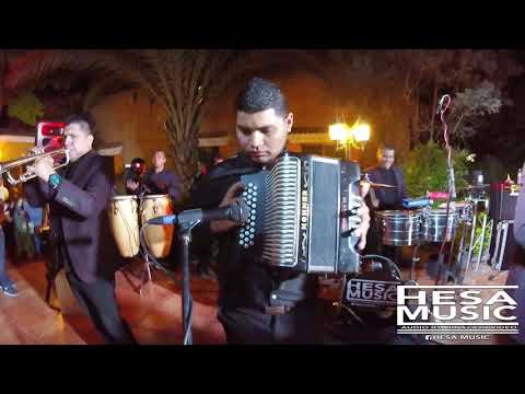Cumbia Sabrosa - Javier Lopez Reyes Vallenatos con HESA MUSIC