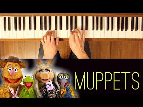 Fraggle Rock Theme (Muppets) [Easy-Intermediate Piano Tutorial]