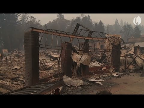 John and Ken - Camp Fire Victims Sue PG&E Over Negligence Claims