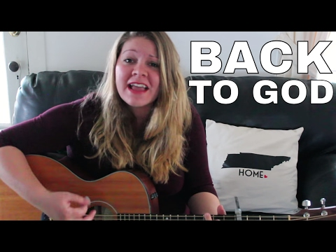 Reba McEntire - Back To God - Cover by Lydia Walker