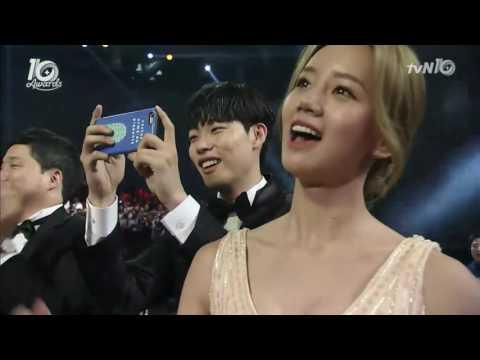 161009 tvN10 어워즈