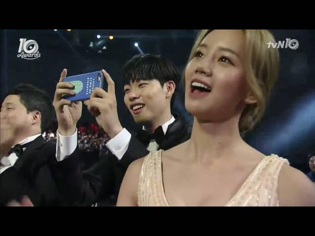 161009 tvN10 어워즈 PSY - 연예인