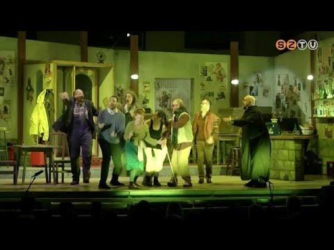 A Szombathelyi TV az Öreghídról